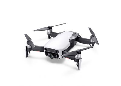 Mavic Air Blanco vista superior