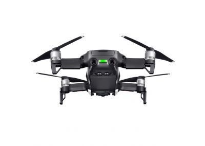 Mavic Air Negro vista inferior