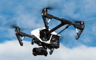 Restricción temporal al uso de drones en Colombia